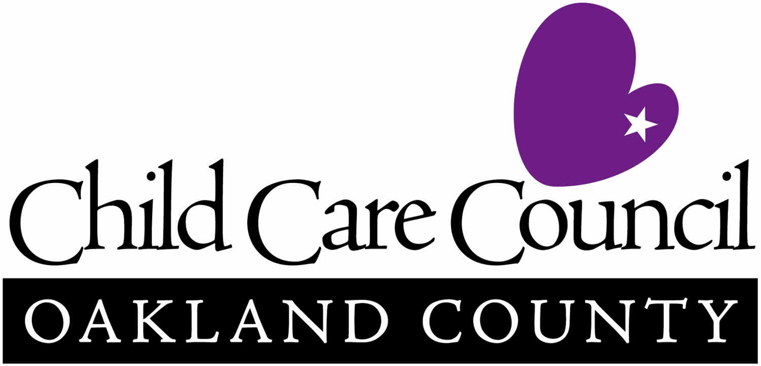 Child Care Council Oakland County Banner